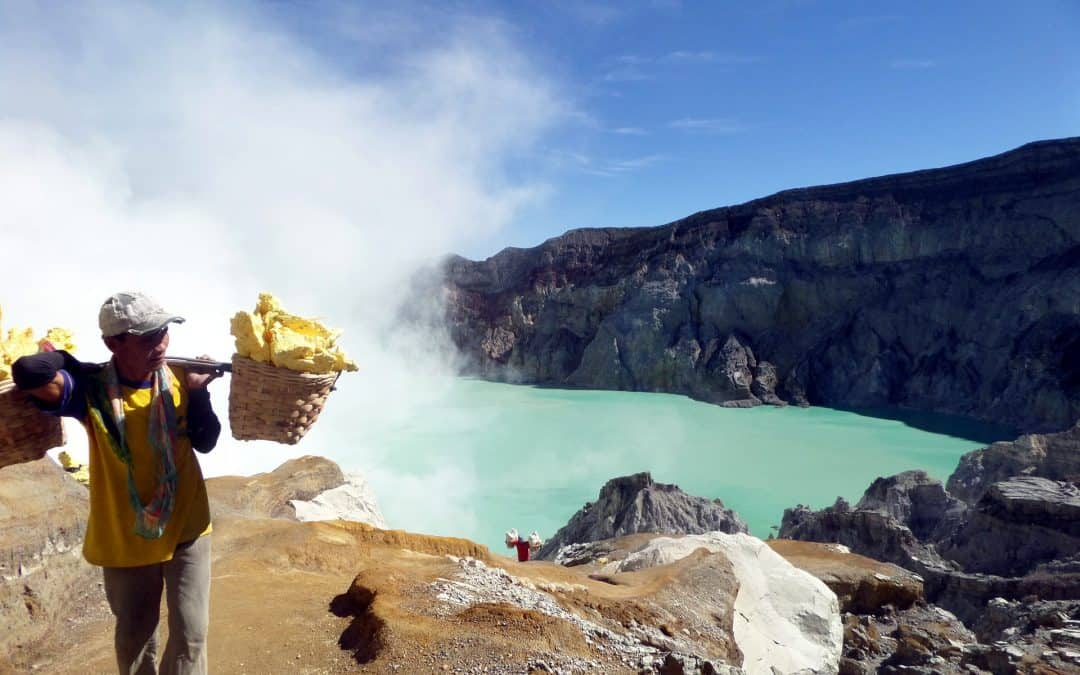 Kawah Ijen Without A Tour: Everything You Need to Know (Indonesia)