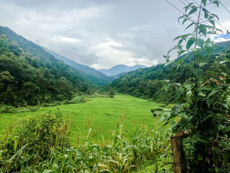 Luang mantha as wonderful views to check out.