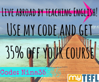 MYTEFL discount code