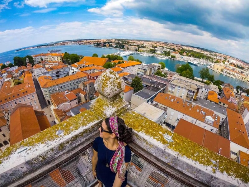 A visit to Zadar on your one week Croatia itinerary!