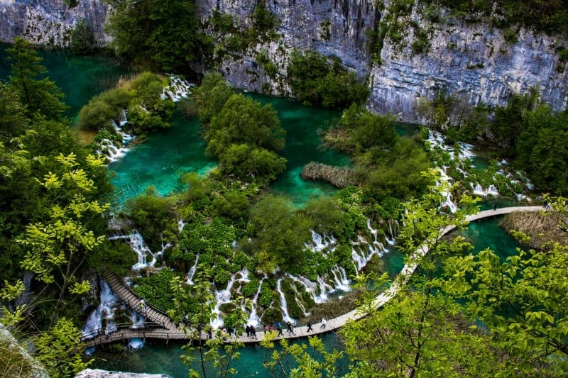 The best thing to do with one week in Croatia—Plitvice!