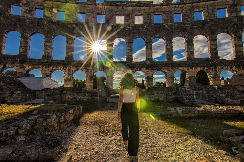 Pula is worth a stop on your Croatia itinerary.
