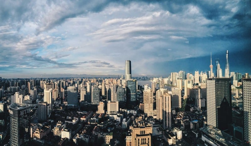 Spend 4 days in Shanghai.