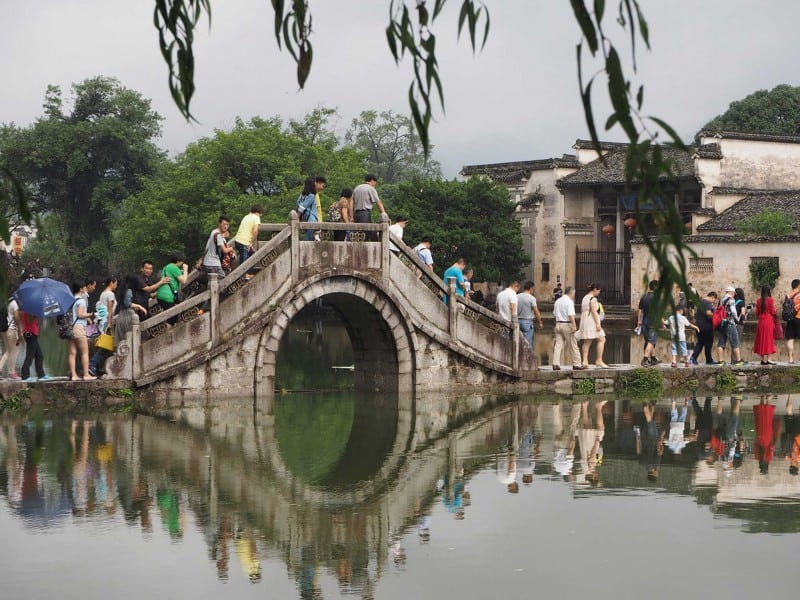 Spend a day at leisure during your 4 days in Shanghai to this beautiful place.