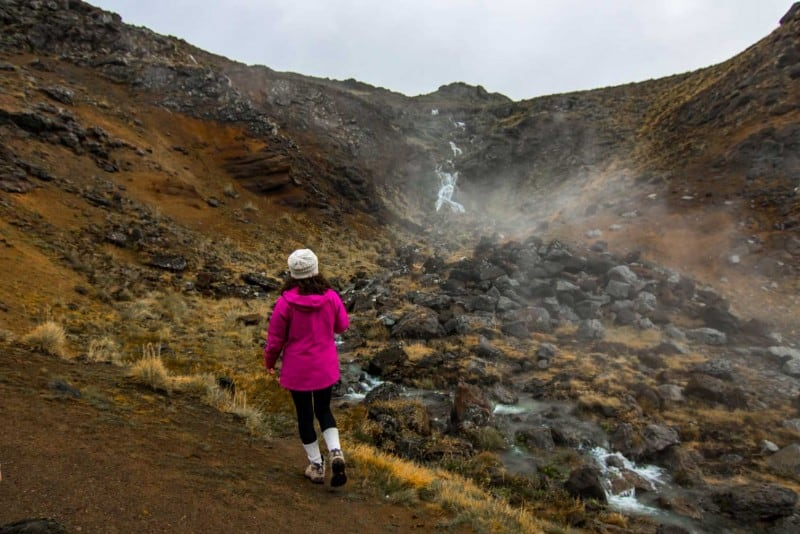 The perfect jacket to put on your Iceland packing list