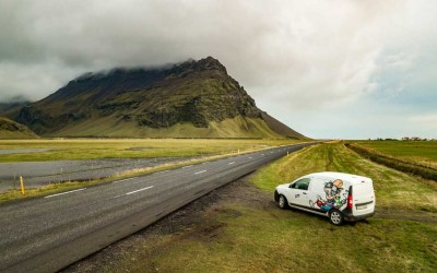 Finding the Cheapest Campervan inIceland & Campsites for an Epic Road Trip