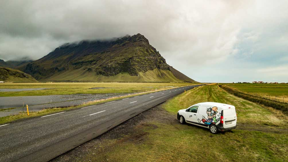 Finding the Cheapest Campervan in Iceland & Campsites for an Epic Road Trip