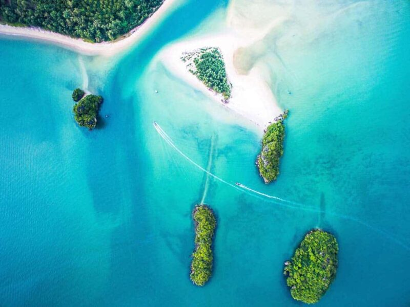 Krabi itinerary for what to do in Krabi, Thailand