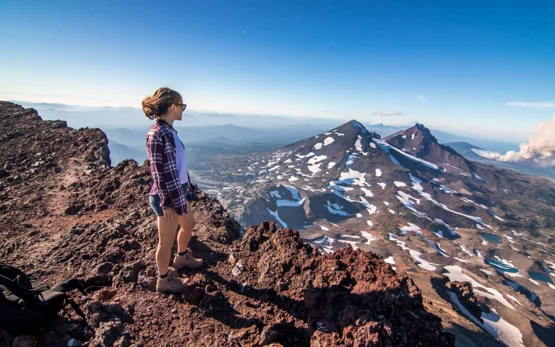 Hiking Bend, Oregon: How & What It's Like To Hike South Sister