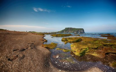 Where to Stay in Jeju, South Korea When on an Island Road Trip