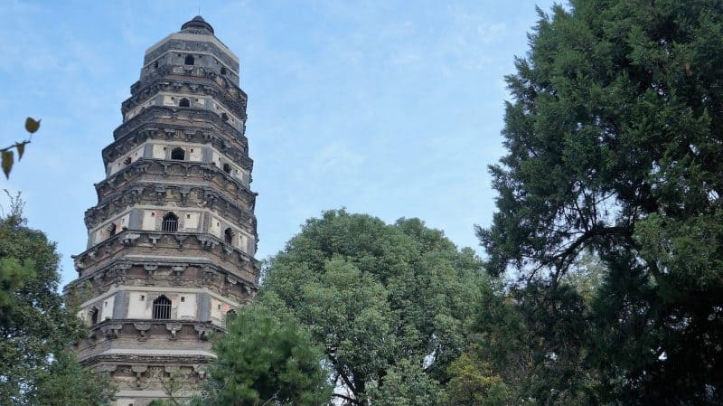 Tiger hill is one of the few places to include in your shanghai itinerary