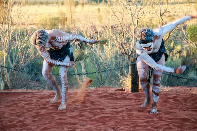 Welcome at Sounds of Silence during Uluru self tour from Alice springs.