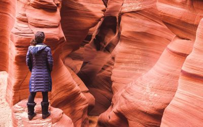 Antelope Canyon in Winter + Which Tour to Take (Hint: Not Upper or Lower!)
