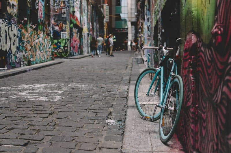 The monthly cost of living in Melbourne Australia is $2100.