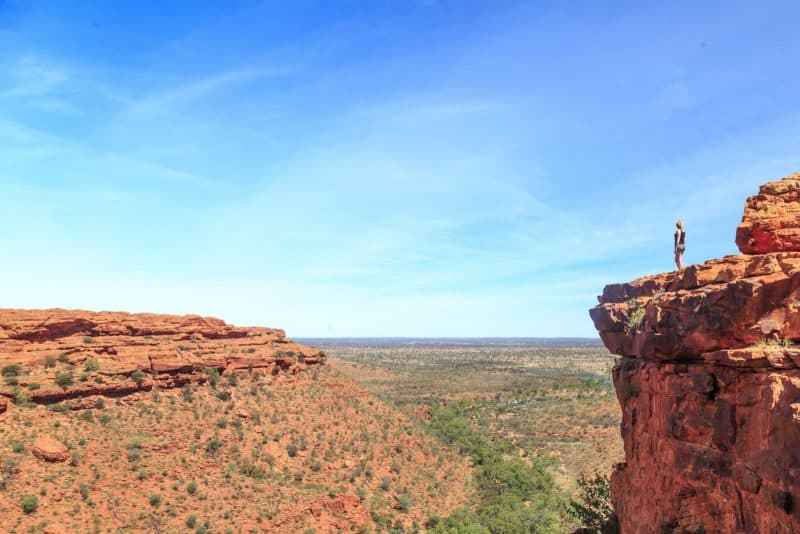 One of the best destination to stay during outback self drive tour.