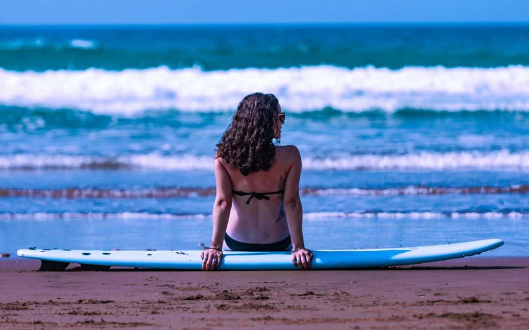 Finding a Surf Camp in Taghazout & Becoming a Badass Surfer (Kinda)