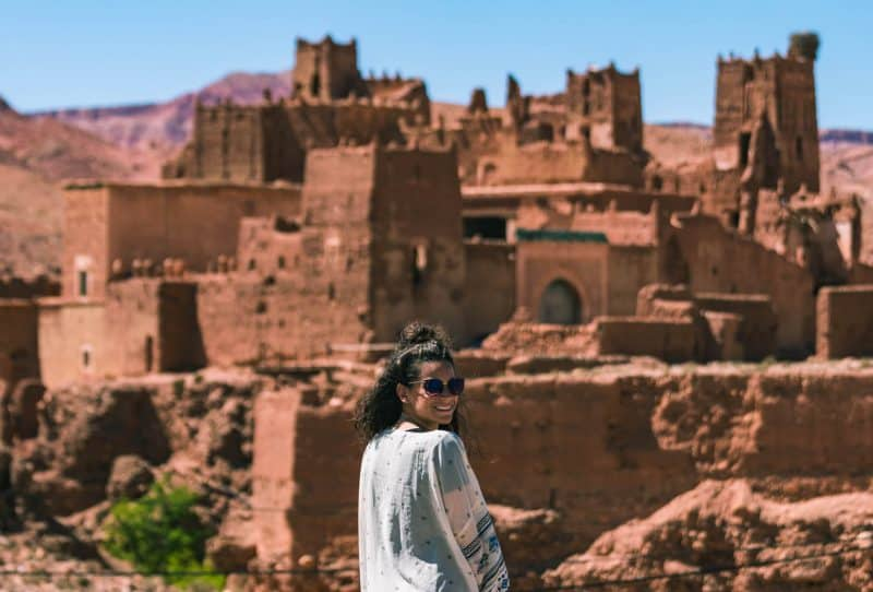 Go check out Kasbah Tamdaght in Ouarzazate.