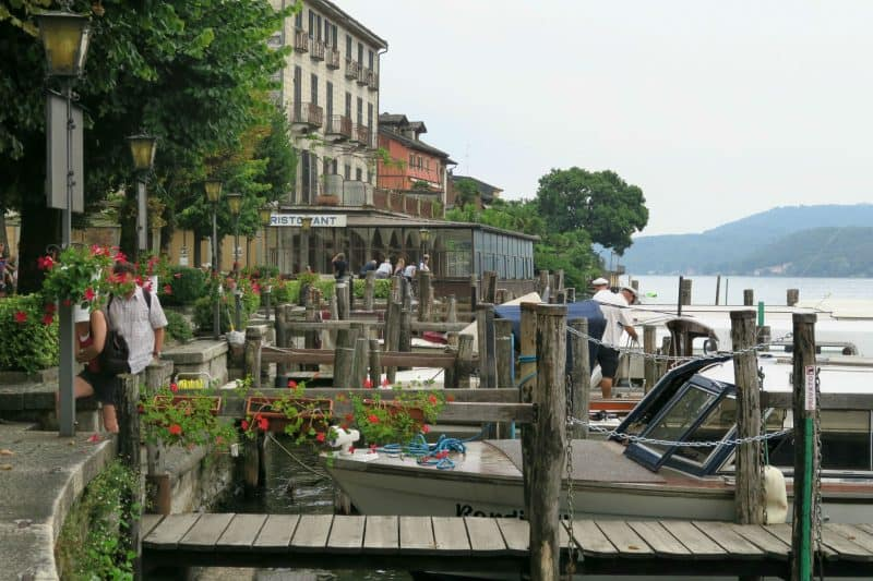 Lake Orta is my favorite place to see during my north Italy itinerary.