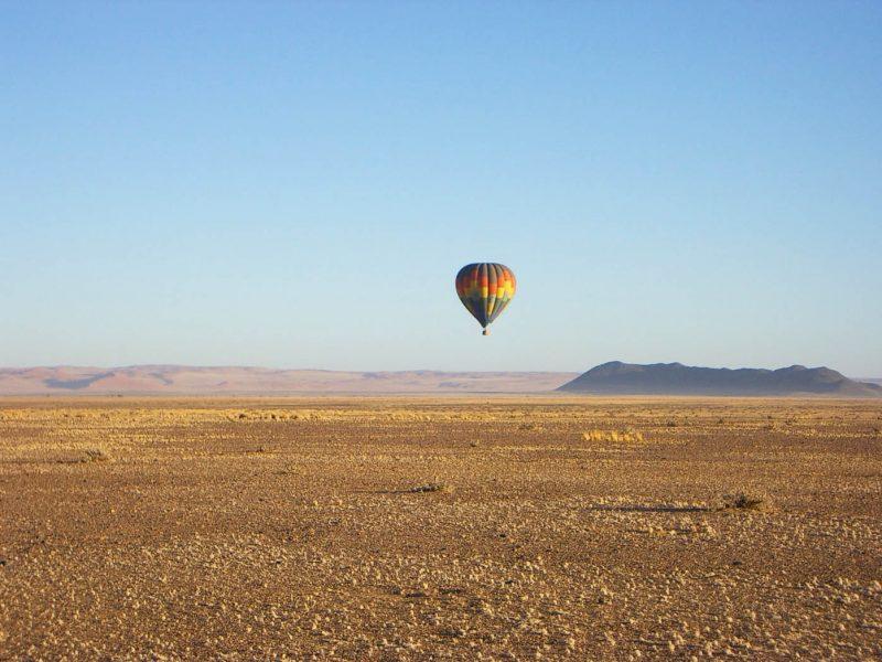 Hot air balloon tour in Marrakech