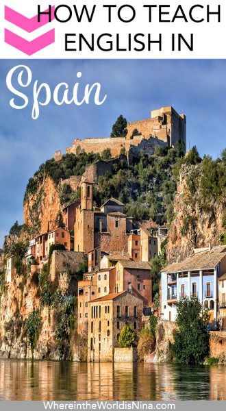 A Guide on How to Start Teaching English in Spain