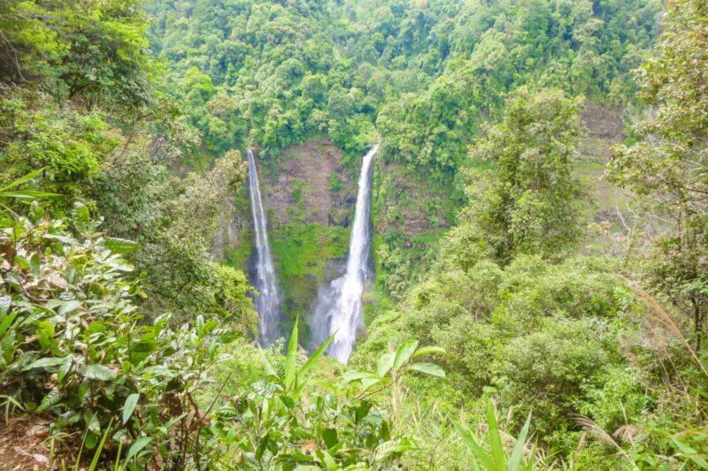 Bolaven plateu waterfall