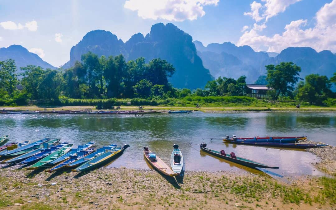 13 of the BEST Adventures to Do in Vang Vieng, Laos