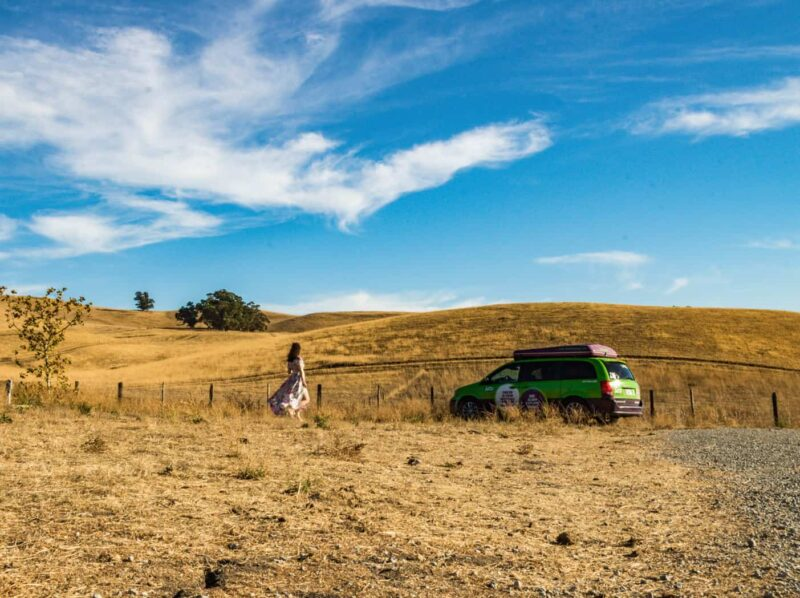 How to Plan a USA Road Trip - Campervan The USA