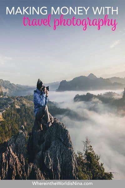 How to Start Making Money with Travel Photography